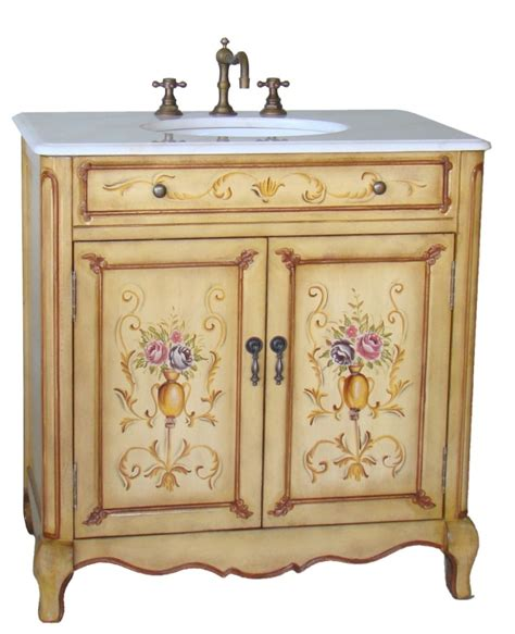 33 inch vanity cabinet 33inch camay vanity hand painted vanity imperial white