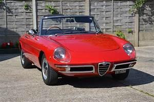 Alfa Romeo Spider 1968 : alfa romeo 1750 veloce spider sold southwood car company ~ Medecine-chirurgie-esthetiques.com Avis de Voitures