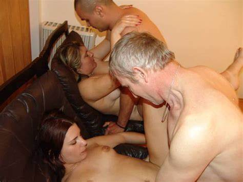 Daughter Is Filled Random Guys Family Gangbang Vaginal Daughters