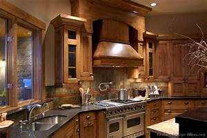 Rustic kitchen designs pictures and inspiration for Kitchen design rustic