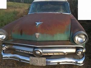 1954 Ford Customline V8 4 Door Sedan For Sale In