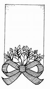 Flower Page Border - Cliparts.co