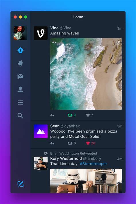 Twitter's long-neglected Mac app gets a big refresh | Macworld