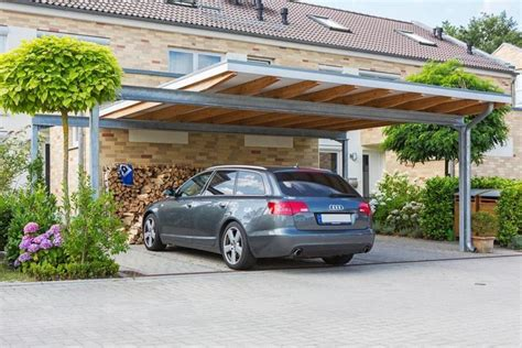 Our metal carports are made of the best quality steel, and comes in a variety of sizes with options in roof styles as well as a great selection of colors. Top 30 Carports - Mein Carport architecture-designs.com # ...