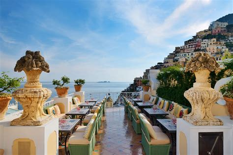 Best Restaurants Amalfi Coast by For Luxury Le Sirenuse Chagne And Oyster Bar