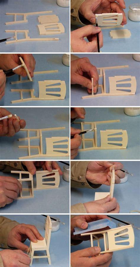 fabriquer une chaise miniature tuto fabrication d 39 une chaise pour pullip maisons de