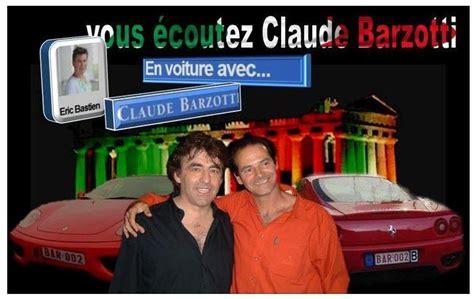 Interview En Voiture Avec Claude Barzotti