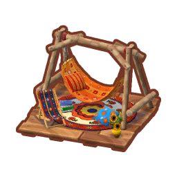 canvas hammock animal crossing pocket camp wiki