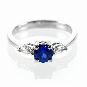 15 best ideas of sapphire wedding rings for women With sapphire wedding rings for women