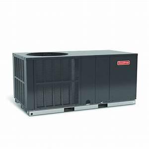 Goodman 2 0 Ton 14 Seer Heat Pump Package Unit Horizontal