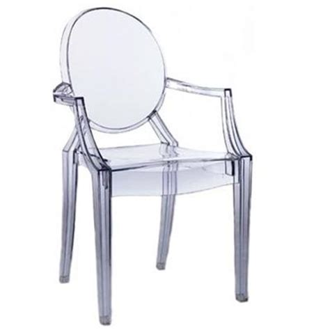 ghost chair thewhitepoodle