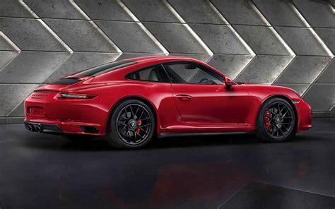 porsche car 2018 2018 porsche 911 gts release date specs price cars