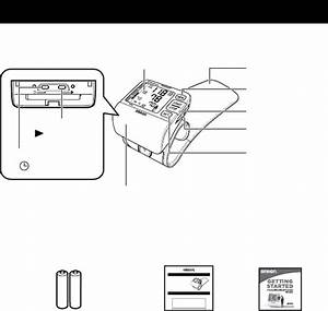 Page 7 Of Omron Healthcare Blood Pressure Monitor Bp652