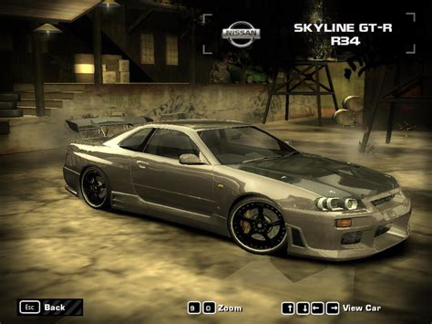 speed  wanted nissan skyline gt
