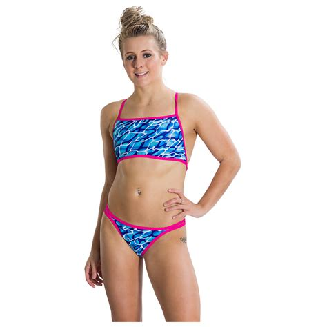 speedo waterflow fireglam flip reverse  piece kids buy  alpinetrekcouk