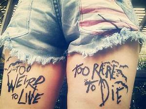 Back Thigh Tattoos Designs, Ideas and Meaning | Tattoos ...