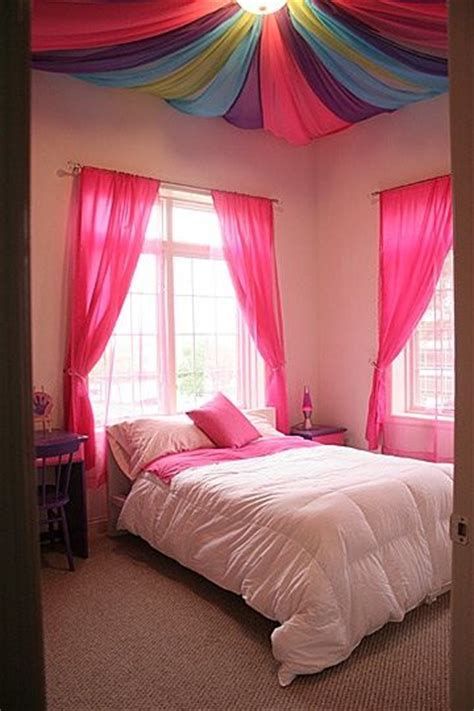 drape fabric from ceiling bedroom room cali in mind ceiling ideas