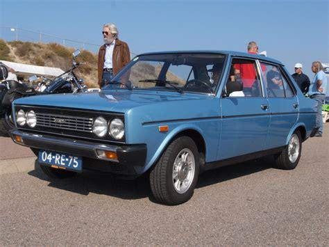 File:Fiat 131 S Mirafiori 1600 dutch licence registration ...
