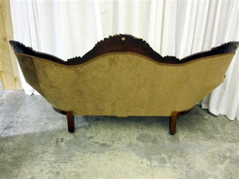 antique sofa for sale antique victorian style medallion button tuck sofa couch