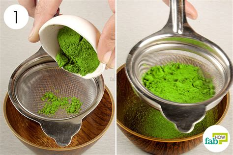 greens in powder form how to make matcha green tea latte 2 quick recipes fab how
