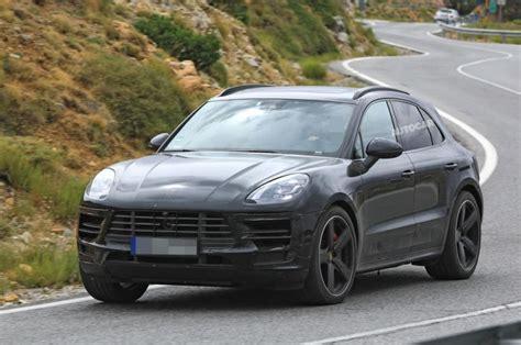 2018 Porsche Macan Release Date, Refresh, Changes