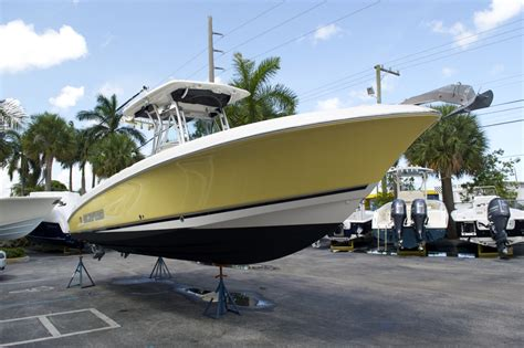 Offshore Tournament Boats by Used 2008 Wellcraft 30 Scarab Offshore Tournament Boat For
