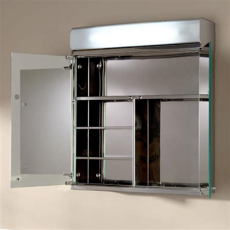 Bathroom Cabinet Mirrors by Delview Stainless Steel Medicine Cabinet With Lighted