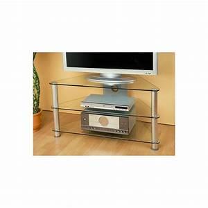Tv Schrank Glas : stilista alu glas tv rack hifi schrank regal fernsehtisch glas ebay ~ Indierocktalk.com Haus und Dekorationen