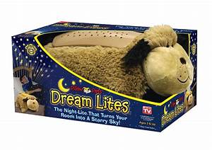Pillow Pet With Lights Pillow Pet Dream Lites A Snuggly