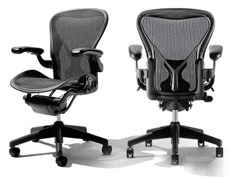 Office Furniture Now! Seating Products  Aeron Task Chair