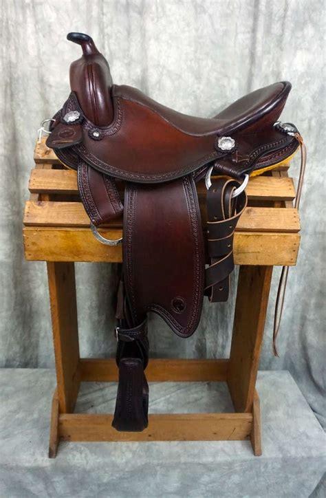 saddles western trail custom tack saddle horse quarter roping mountain horses riding stuff trails