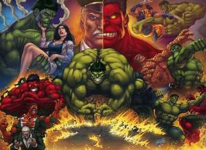 All The Hulks | www.pixshark.com - Images Galleries With A ...