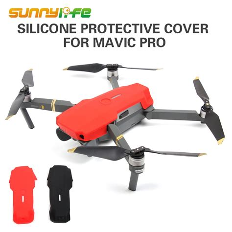 dji mavic pro mini rc quadcopter drone body silicone