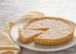 Crostata al cocco con pompelmo e arancia ricetta senza uova e senza burro Nota dolce