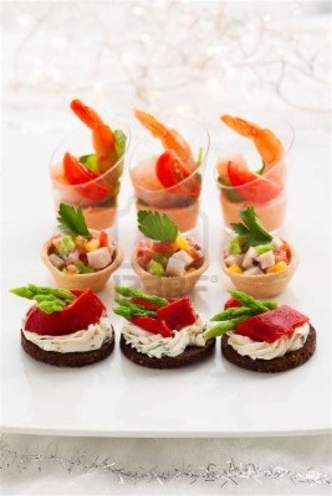 canape food ideas cool appetizers picture appetizers healthier foods