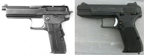 Ole Krag's Experimental Pistol Made By Norinco
