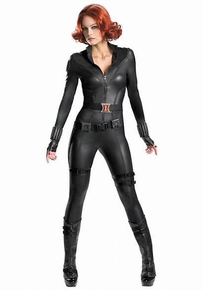 Widow Avengers Costume Halloween