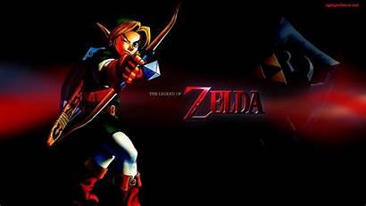 Zelda Ocarina Legend Wallpapers Desktop Background Computer