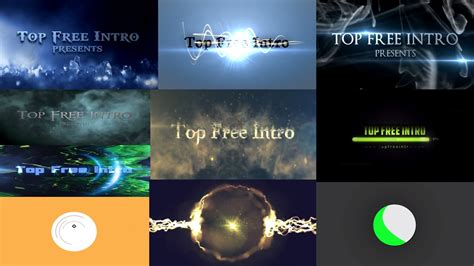 top 10 free intro templates sony vegas pro 13 no plugins