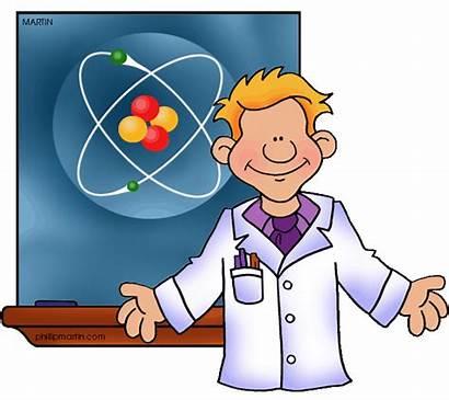Science Teacher Clipart Lesson Structure Atomic Clipartpanda