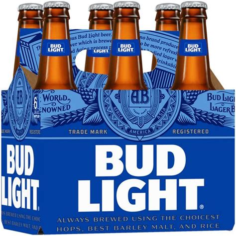 Bud Light 6 Pack by Bud Light 6 Pack Hy Vee Aisles Grocery Shopping