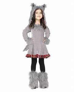 Warmes Halloween Kostüm : wolf kost m f r kleinkinder halloween verkleidung ~ Lizthompson.info Haus und Dekorationen