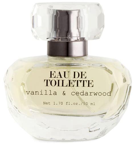 eau de toilette rem h m vanilla cedarwood edt
