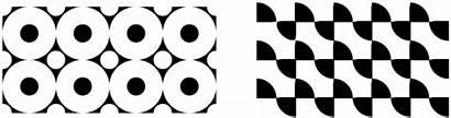 Negative Positive Patterns Ground Figure Reversal Artlandia