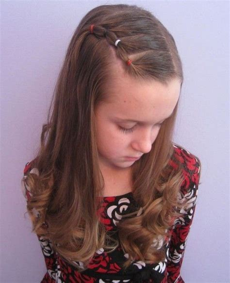 Lovely Braided Hairstyles For School Kids Hairzstylecom