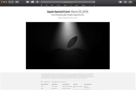 how to apple s it s show time event on monday march 25 itnews