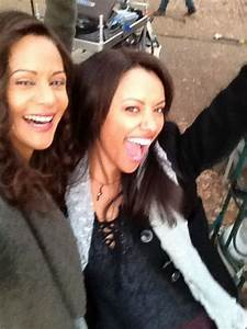 Kat Graham with... Persia White Quotes