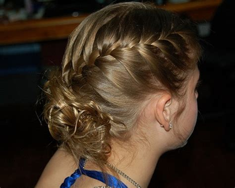 sensational french braid hairstyles creativefan