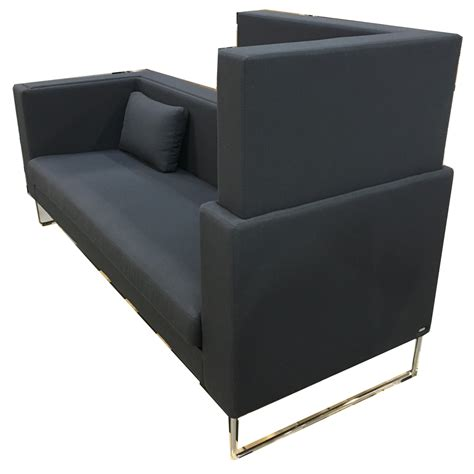 Chill Out  Height Adjustable Couch With Noise Filter