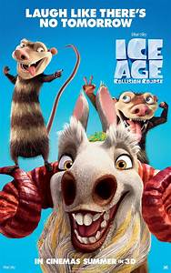 Ice Age Collision Course review #movie #celebrity ...